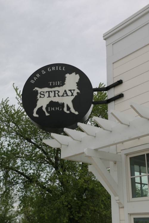 The Stray Dog in New Buffalo, MI, is a good place to stop on your way to St. Joseph, Michigan's Inn at Harbor Shores.
