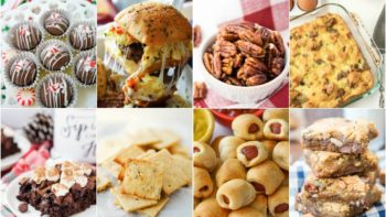 30 Holiday Recipes that Travel Well