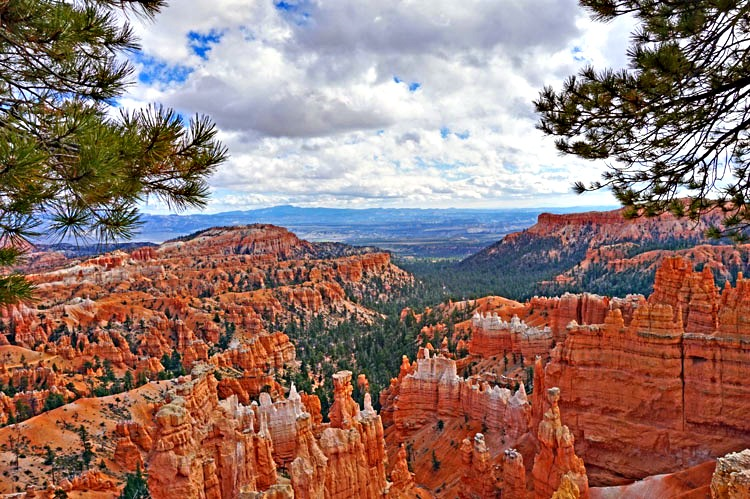 Planning a trip to Bryce Canyon. Just another amazing vista.