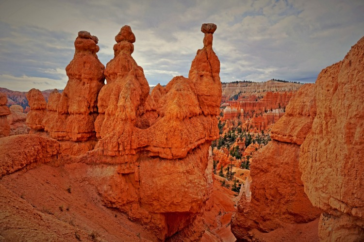 Planning a trip to Bryce Canyon. Make hiking your primary activity.