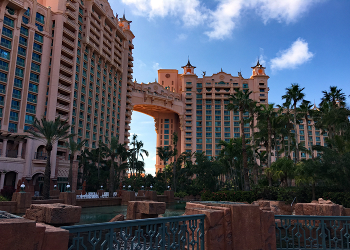 Find out all the amenities visitors can access with an Atlantis Resort Day Pass. | sponsored | Bahamas | Nassau | Paradise Island | Cruise Excursions |