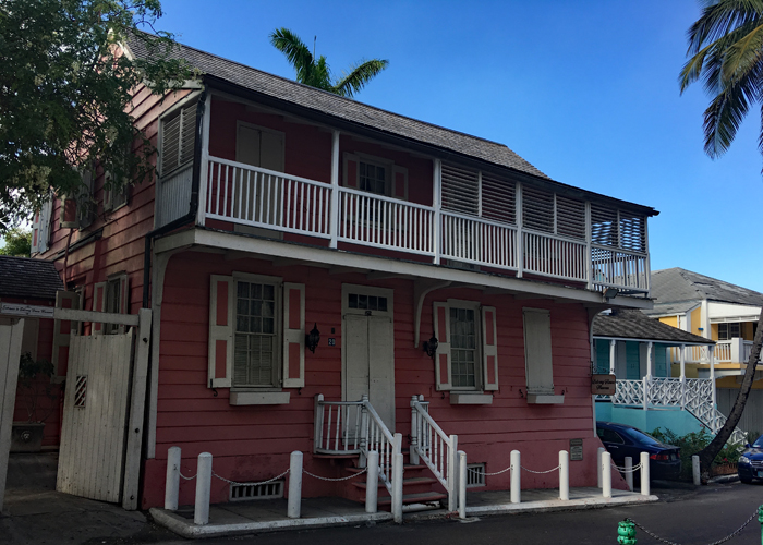 The Balcony House is just one historical site you can walk to from the Nassau cruise port. | sponsored | Bahamas | Paradise Island | Cruise Excursions |