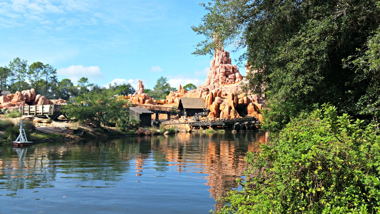 Enjoy taking unique shots of Disney World favorites that you can't shoot from anywhere other than Tom Sawyer Island!