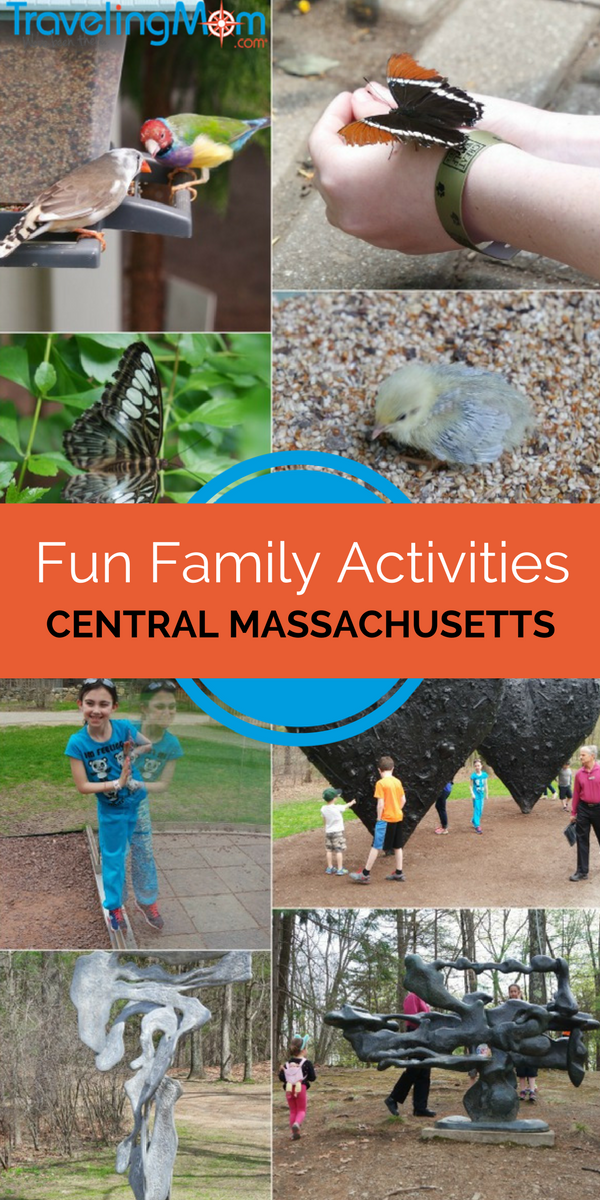 Fan Family Activities in Central Massachusetts