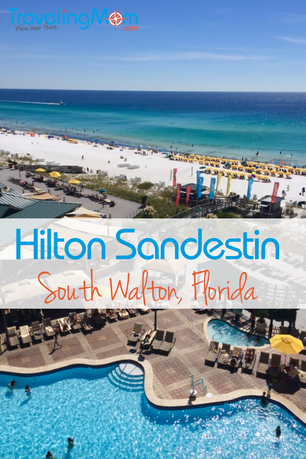 A stay at the Hilton Sandestin Beach Golf Resort & Spa in South Walton, near Destin, Florida, is the stuff that dreams are made of. Read on to learn why.
