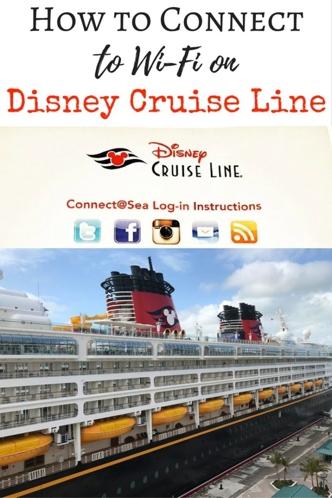 How to Connect@Sea | Disney Cruise Line Internet | TravelingMom