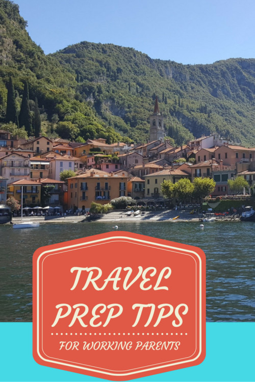 Making time for travel planning is a challenge for working parents. These travel prep tips will help working parents save time.
