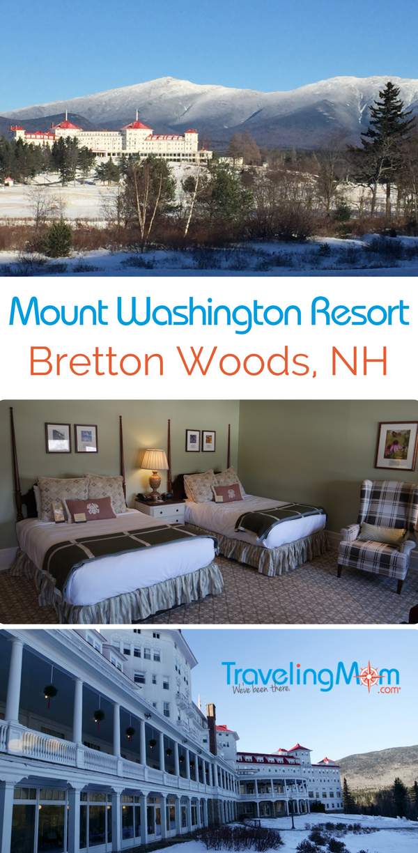 Hotel Review: Omni Mount Washington Resort