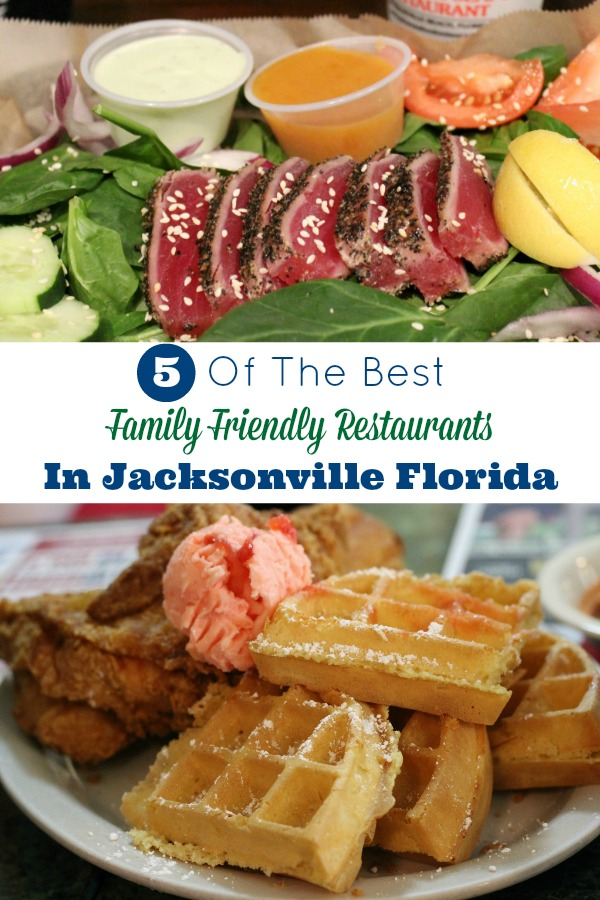 Do It All TravelingMom Lisa O'Driscoll shares her favorite family friendly restaurants in Jacksonville Fl. From fresh seafood at the edge of Jacksonville Beach to Popsicle Mimosas downtown, Jacksonville restaurants have a lot to offer.
