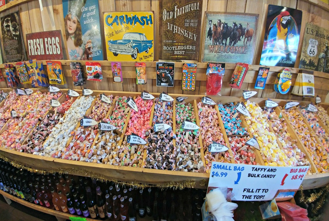 If you appreciate candy with a side of kitsch, Rocket Fizz on the Marietta Square is the store for you.