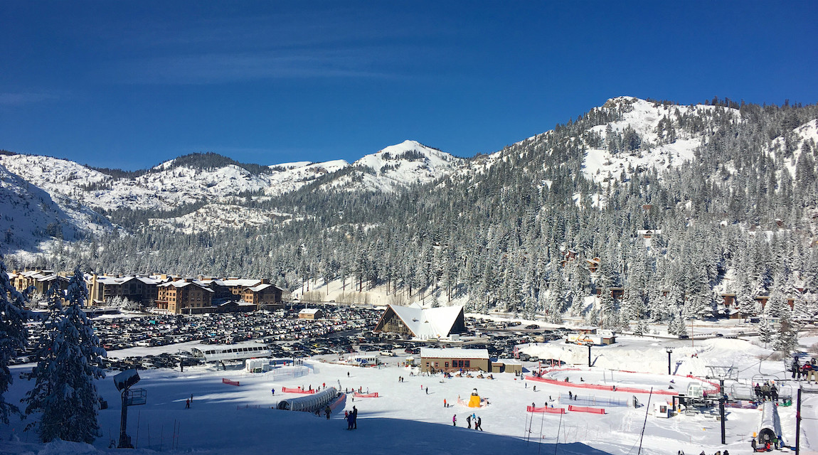 The Best Mountain Resort to Escape to — the Iconic Squaw Valley