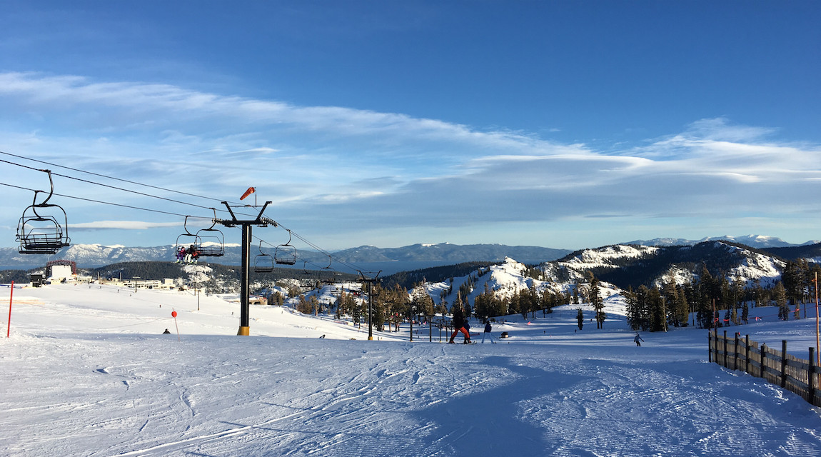 Smash the Best with the Fam at the Iconic Squaw Valley