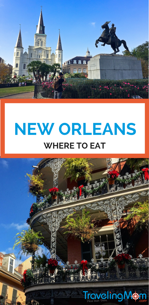 New Orleans, Louisiana is foodie heaven. While you can't get a bad meal in NOLA, here are restaurants we love in New Orleans.