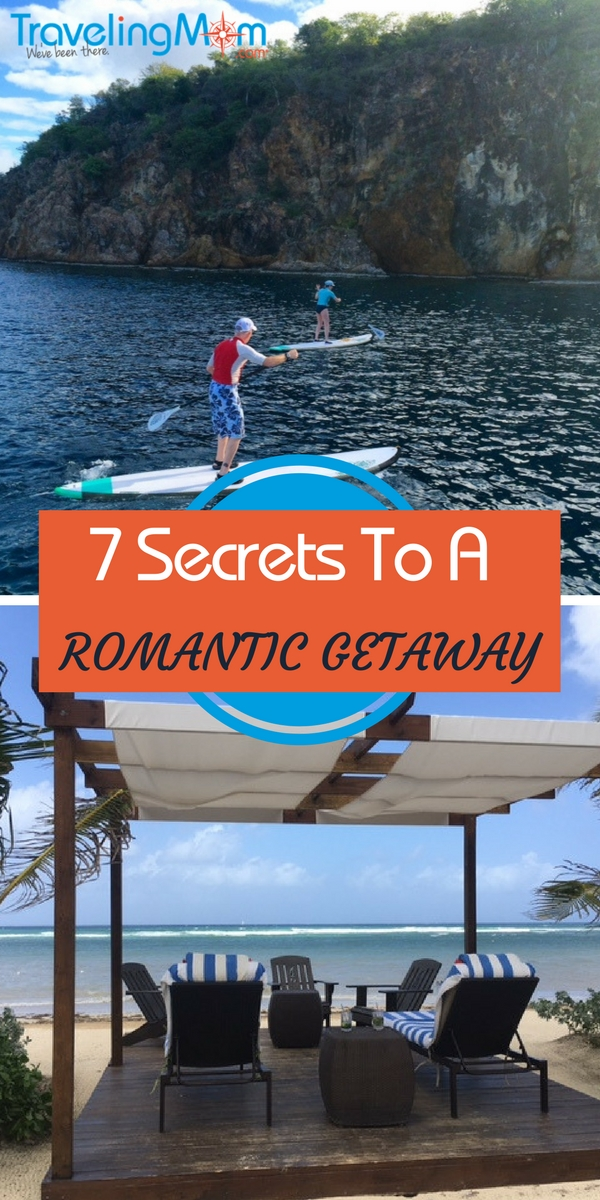 What to do on a romantic getaway