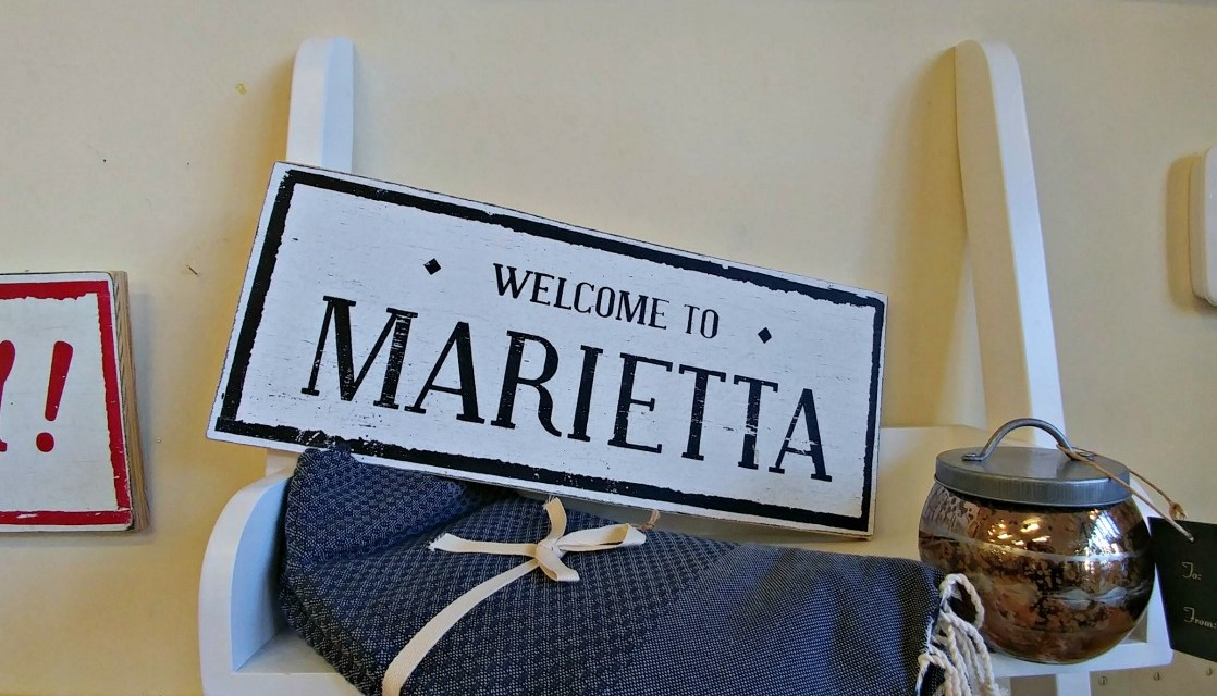 The Marietta Square: A Place to Gather, Shop and Eat