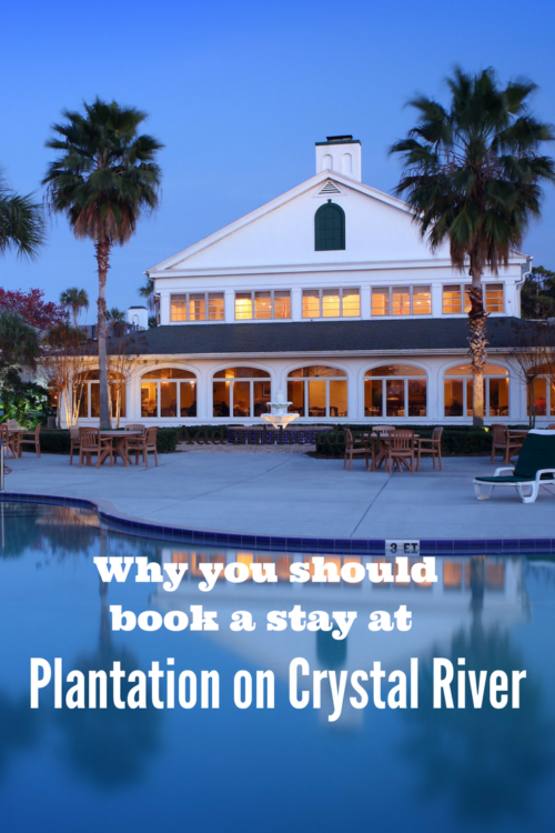 Our Research TravelingMom visited Crystal River Flordia and stayed at the Plantation on Crystal River. Find out why she thinks you should book a stay!