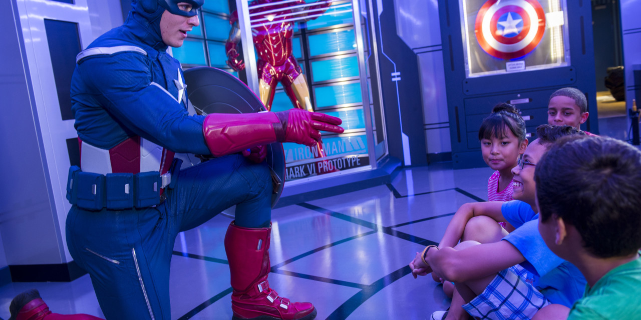 Marvel at Disney Cruise Line's Marvel Day at Sea