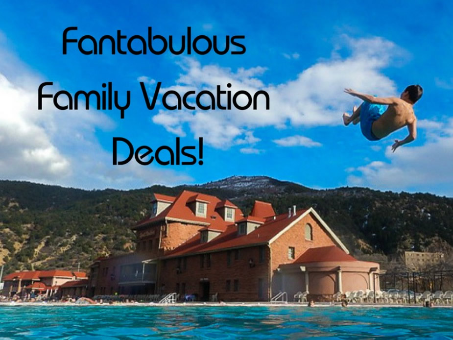 Incredible Family Vacation Deals