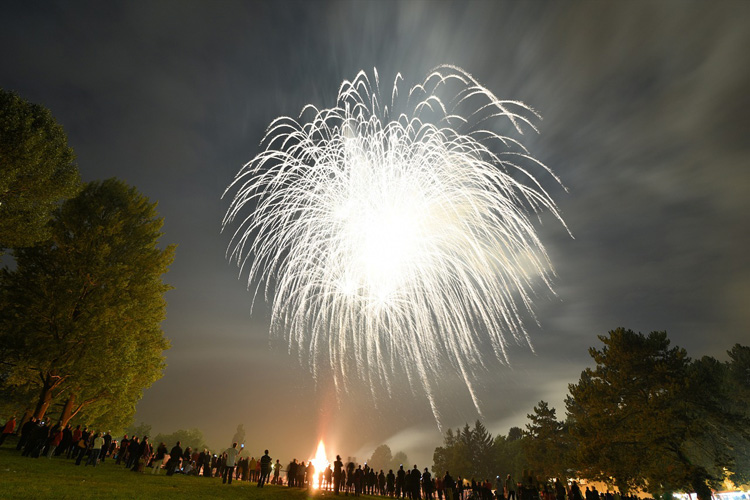 Light Up Your Life with Fireworks Around the World