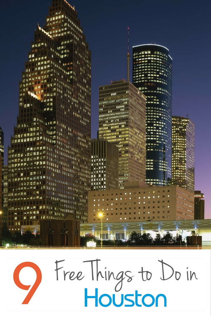 Houston in one of the fastest growing cities in America, it is the site of the 2017 Super Bowl and it's filled with great free things to do with kids. From exploring museums to sailing the harbor, check out these greatt free things to do the next time you visit.