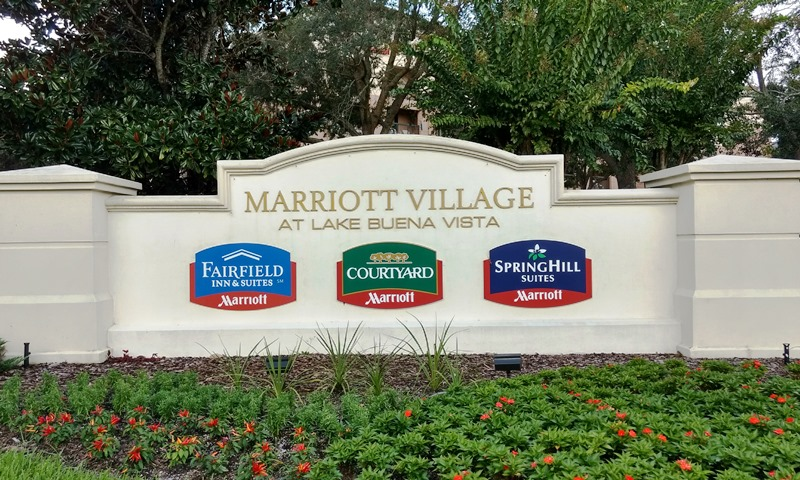 Comprised of three hotels with lots of amenities, Orlando Marriott Village is the perfect choice for an affordable place to stay at Walt Disney World!