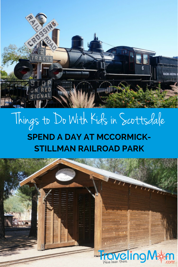 Want to find things to do with kids in Scottsdale AR? Get on board at the McCormick Stillman Railroad Park. Hear all about it!
