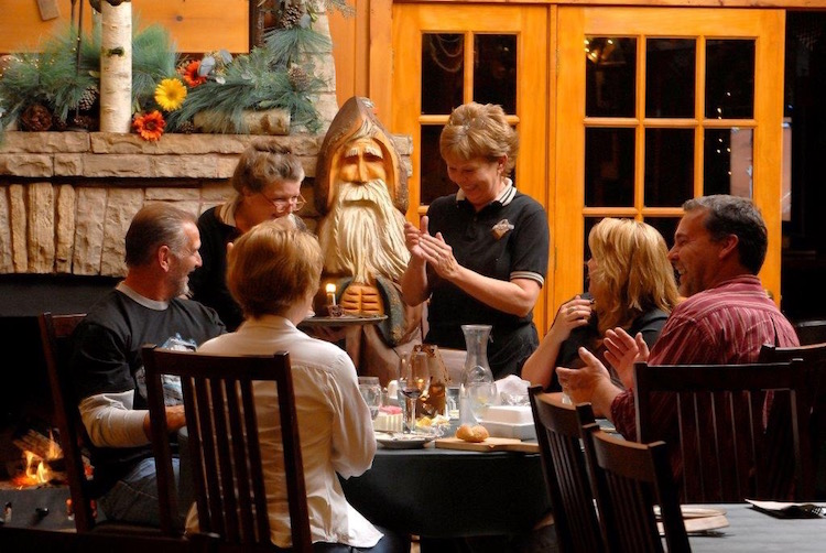 Supper clubs are a Northwoods of Wisconsin tradition unifying friends and family.