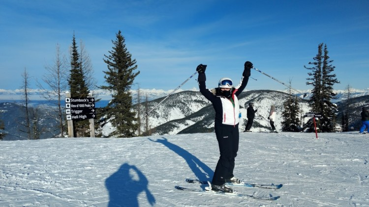 The 8,000-foot summit at Panorama Mountain Resort is a skier's dream. What a great Canadian resort!