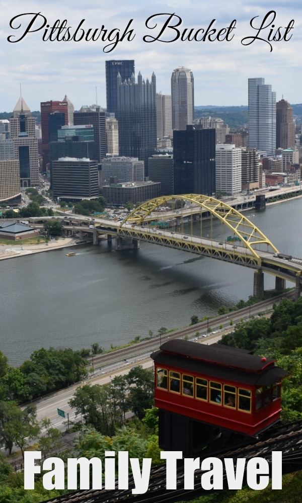 From educational activities to ways to burn off extra energy (to baby sloth encounters!), here's my Pittsburgh family travel bucket list.