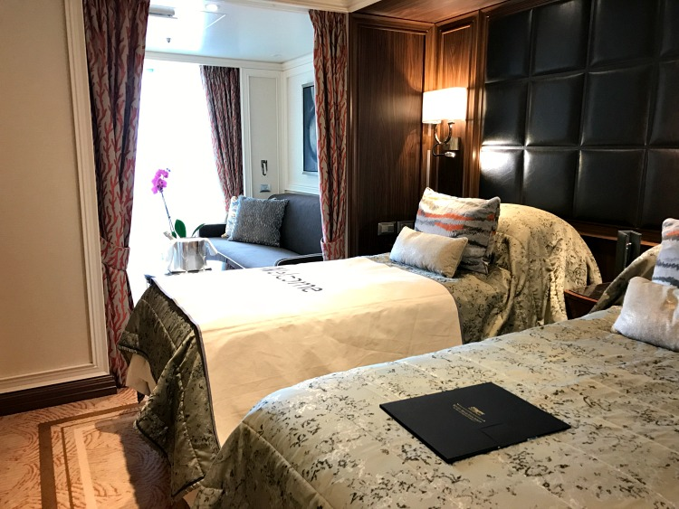 Cabins on Regent Seven Seas