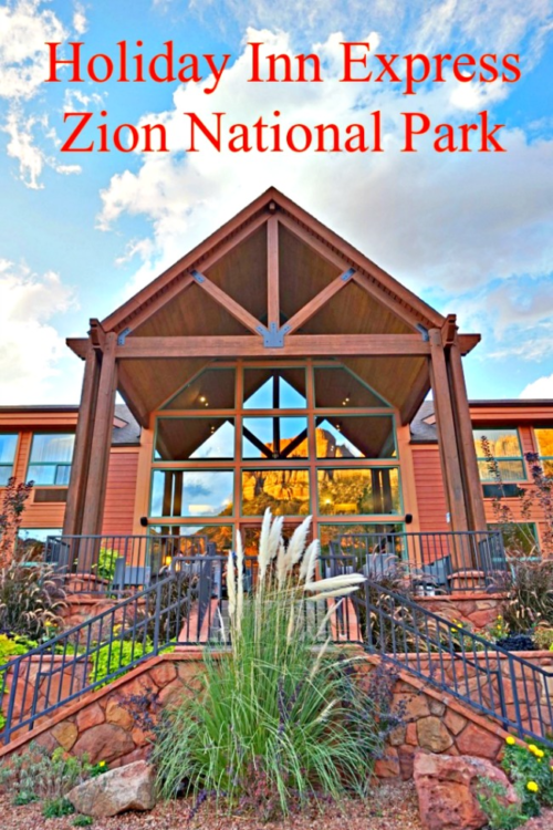 After a long day of hiking at Zion National Park, find your comfort at Holiday Inn Express Springdale. #zionnationalpark #springdalelodging #utah