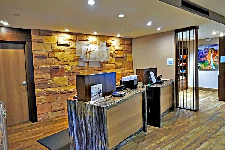 Holiday Inn Express Springdale - your top option for visiting Zion National Park