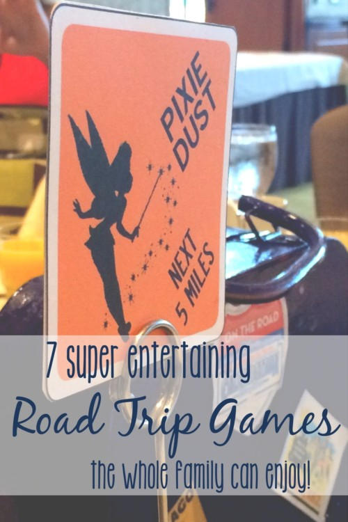 Find out how to play 7 of the most highly entertaining road trip games for family driving vacations. These games and activities can be modified for all ages and will help make your next drive fly by!