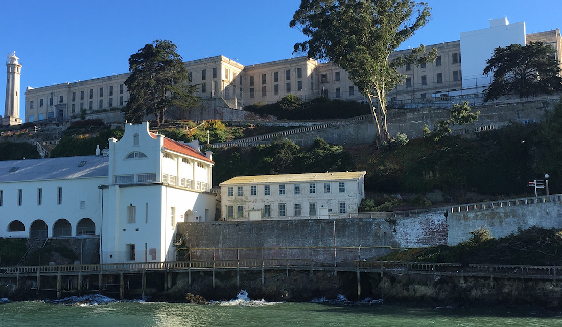 Escape to the Rock: Board an Alcatraz Cruises Ferry in San Francisco