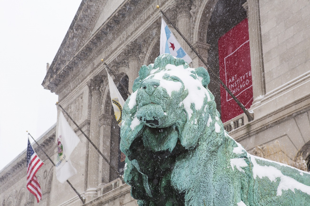 Visit the Art Institute of Chicago during a 3 day itinerary for Chicago.