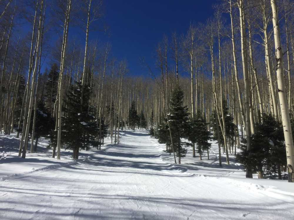 Family-friendly skiing without crowds at Red River Ski Area in New Mexico