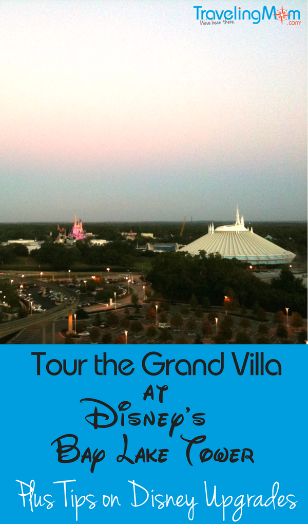 Looking for a magical Disney upgrade? We're sharing our pointers and taking you on a grand tour Disney's Bay Lake Tower Grand Villa.