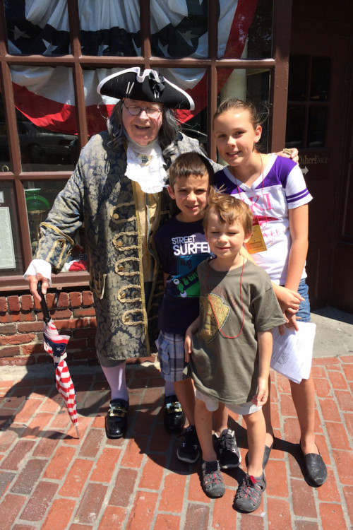 Boston offers a lesson in American History and is a top teen destination.