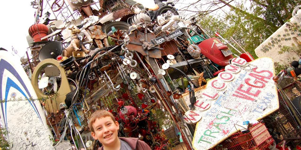 Top 7 Weird Things to do with Kids in Austin