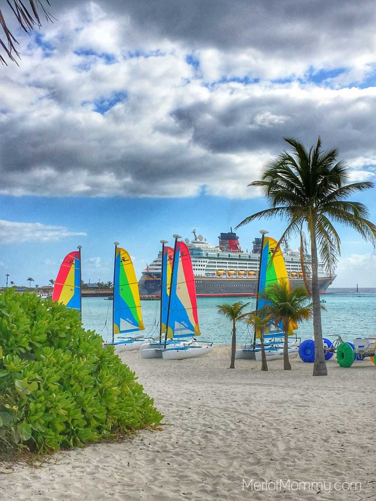 Among our 9 Best Castaway Cay Activities: Shore Excursion, Sailing