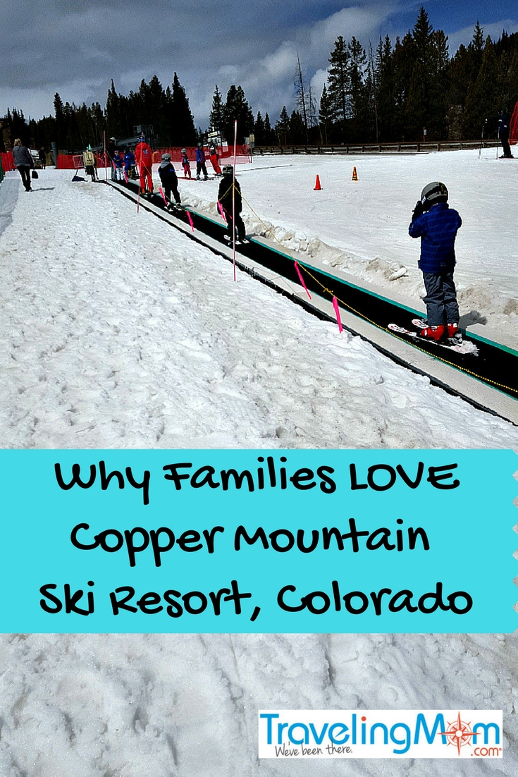 So much love for this Family Friendly Colorado Ski Resort: Copper Mountain
