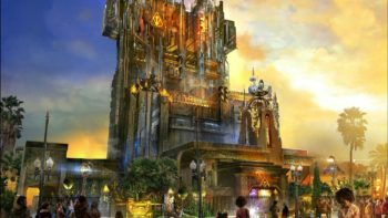 Disneyland's Guardians of the Galaxy–Mission: BREAKOUT! Ride Opens May 27
