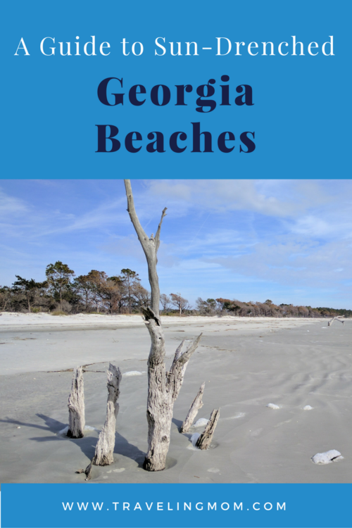 Looking for a place to unplug and refresh? Book one of these sun drenched Georgia beach vacations, on islands a boat ride away from the coast.
