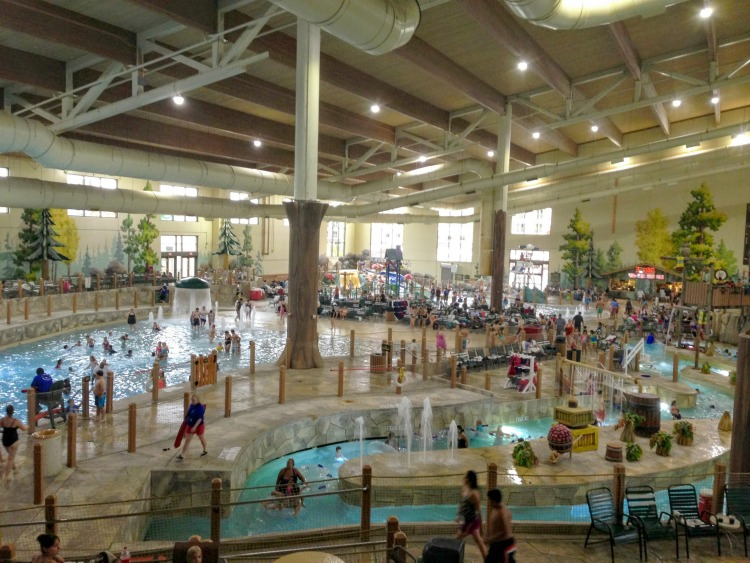 If you're looking for things to do in Grapevine, Great Wolf Lodge offers climate controlled waterslide fun!