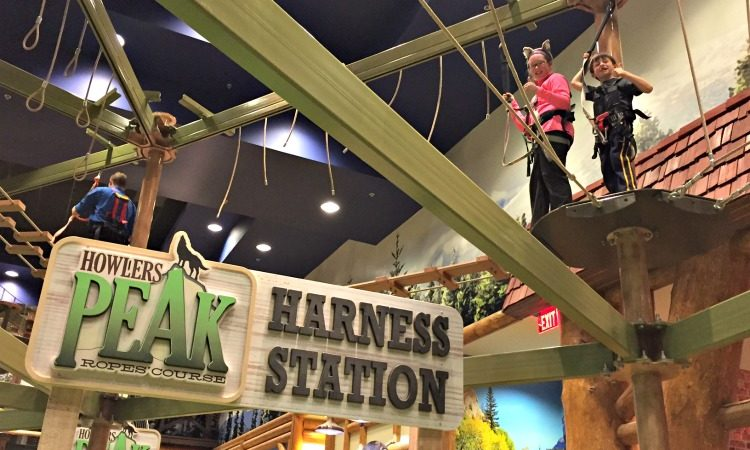 Great Wolf Lodge Colorado Springs has opened a new family resort with indoor water park.