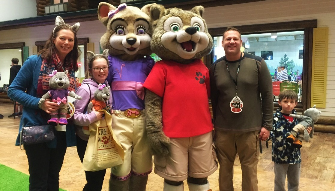 New Great Wolf Lodge Opens in Colorado