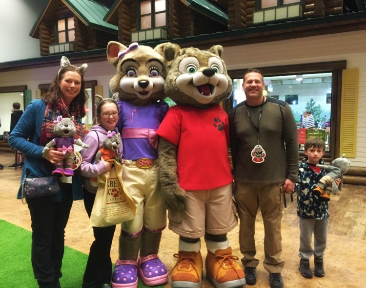 Great Wolf Lodge Colorado Springs is ready to welcome families! This location has much more to offer than just the signature indoor water park.