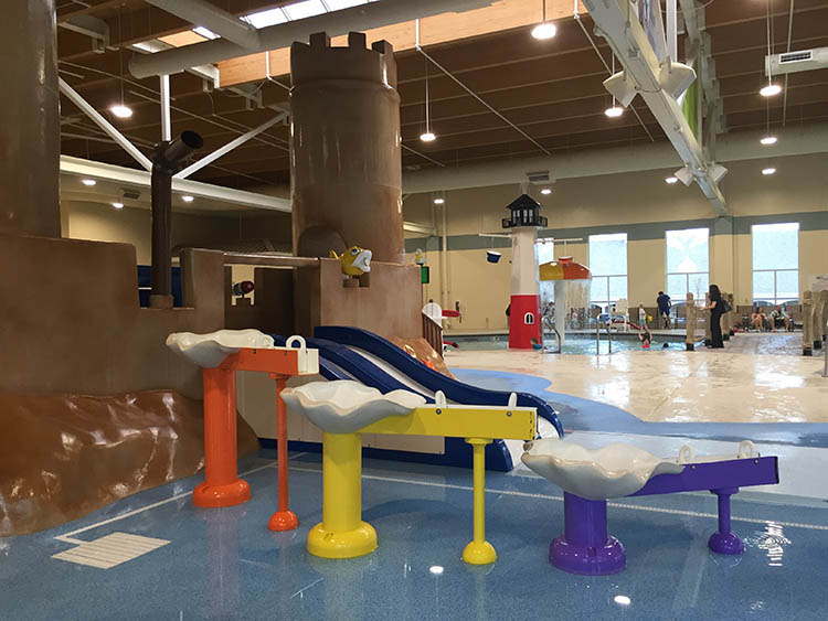 When a hotel goes beyond the ordinary to do something extraordinary with their hotel pool, you get Hershey Lodge Water Works. Read all about it!