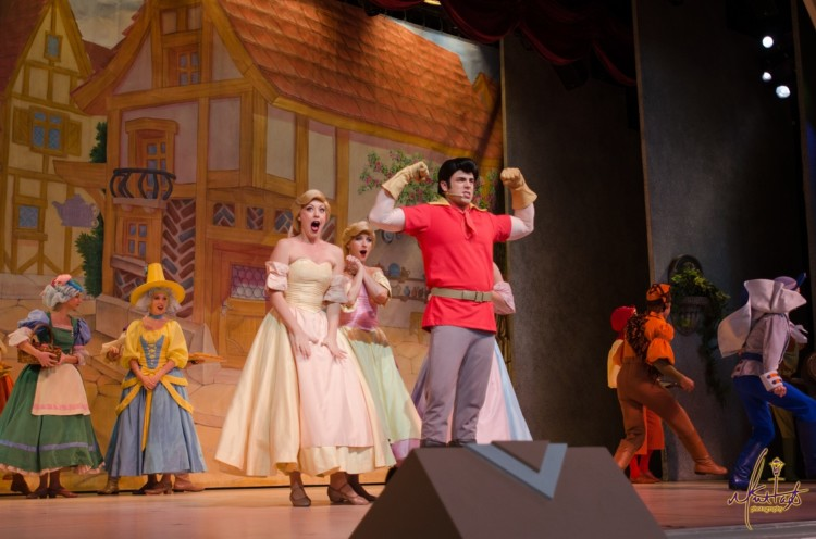 Hollywood Studios is where your favorite movies come to life on stage.