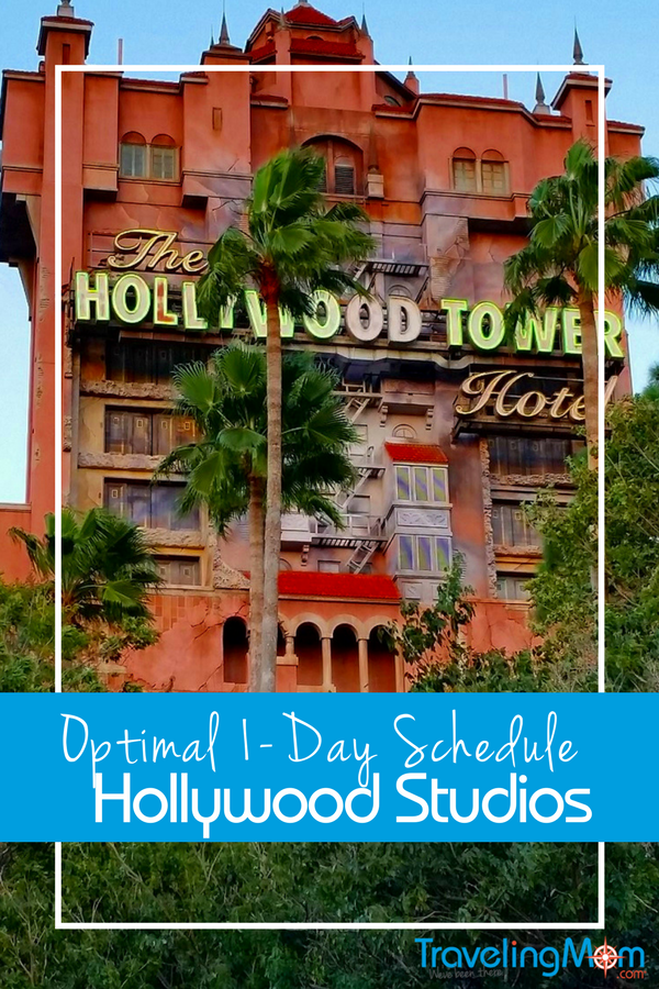 Following this one day touring plan allows your family to optimize their time at Disney's Hollywood Studios.